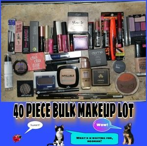 40 pc. Makeup lot!